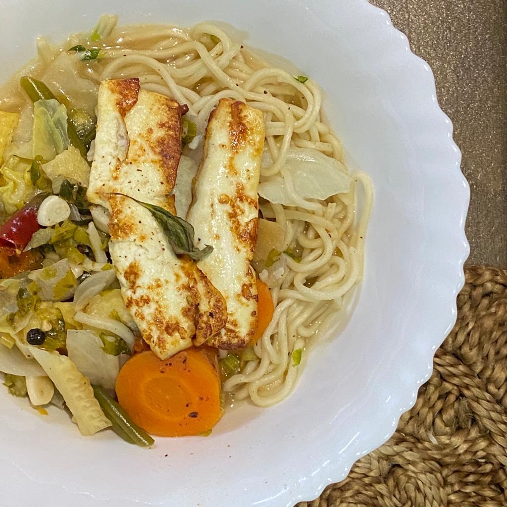 vietnames veg pho, noodle soup, a soul food story, karishma sharma